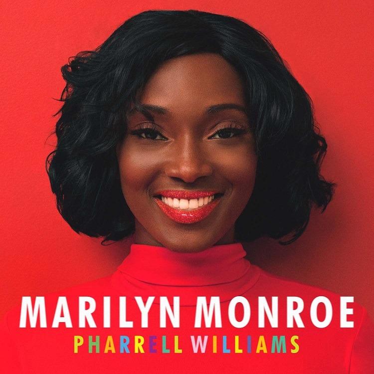 Pharrell Williams_Marilyn Monroe_single cover