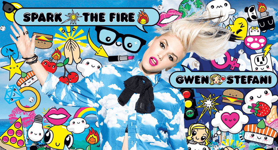 gwen-stefani-spark-the-fire